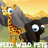 Simple and nice game for kids. Choose your wild pet and feed it with parrots and bread as it grows.