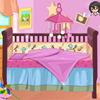 Decor my baby girl crib
