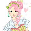 Fashion creator dress up game