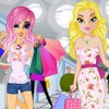 Shopping Trio A Free Dress-Up Game