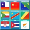 World Flag Memory-4 A Free BoardGame Game