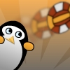 Volleyball Penguins 2p A Free Action Game
