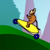 Skate Monkey A Free Action Game