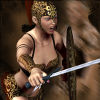 Gladiator Girl Dress Up A Free Dress-Up Game