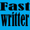 Fast-writter A Free Action Game