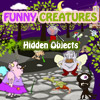 Funny Creatures - Hidden Objects