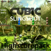 Cubic Slingshot - 20 Level - Highscore Game A Free Action Game