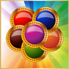Fun and colorful match 3 game inspired by the Indian Holi festival of colors.