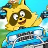 Raccoon Racing A Free Driving Game