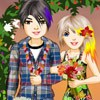 Love and Marriage in Hawaii A Free Dress-Up Game