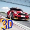 Turbo Car Driver 3D A Free Action Game