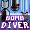 Bomb Diver A Free Action Game