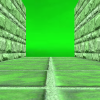 X Green Maze A Free Puzzles Game