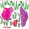 Frog Coloring A Free Customize Game