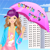 Umbrella Time Dress Up