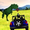 Jeep Dino Hunter A Free Action Game