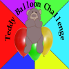 Teddy Balloon Challenge