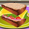 Turkey Sandwich Decotation