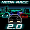Neon Race 2 A Free Action Game