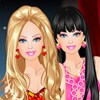 Romantic Barbie A Free Dress-Up Game