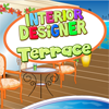 It`s time for you to prove again that your are the best interior designer ever! A new decorating game is waiting for you to show your talents and skills! This time you are going to decorate the terrace of a big house by the sea. Check out the furniture and all the other decoration items available and pick up your favorites to make this place look wonderful!
