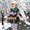Sam winter walk dress up