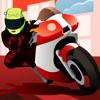 Get ready for a fast race against other super-bike racers. Earn money to buy new parts for your motorbike.