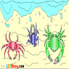 Crab Coloring A Free Customize Game