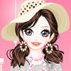 Barbra Fashion Girl Make over game.