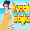 Beach Style Dressup A Free Dress-Up Game