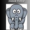 Elephant Jigsaw Puzzle Game A Free Dress-Up Game