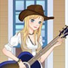 Country Guitar Girl  A Free Dress-Up Game