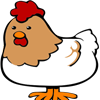 Chicken Jigsaw Puzzle A Free Dress-Up Game