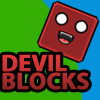 Devil Blocks A Free Action Game