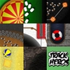 Track Heros - Bat Mobile, Night Rider, A-Team, Herbie A Free Driving Game