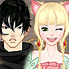 Video game couple creator A Free Dress-Up Game