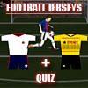 Football Jerseys and a few other things quiz