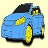 Best sport car coloring