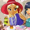 Tea for Three A Free Dress-Up Game