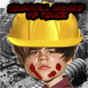 hurt ragdoll bieber vs heavy truck