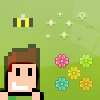Bruce & Bonnie 01 - Flower Run A Free Action Game