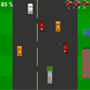By participating in fast races you need to perform a task, get rid of troublemakers. The law is on your side, so you have to act tough. Any collision with a car or enemy fire causes a descent of the race. Additional bonuses repair the car. The game is the third level.