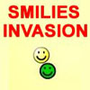 Get into the fantastic world of Smilies Invasion and try to eat as much Green Smilies as you can! But warning, this game is Frenetic!