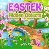 Colorful Easter eggs, chickens on the lawn, the bunnies in the forest... these are the hidden objects in this game of Easter. Try to find them in given time and enjoy this charming picture. For each level you have 3 minutes, and in case you run out of time, you can play again starting from the previous level.