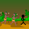 StickMan Chase A Free Action Game