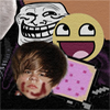 hurt ragdoll bieber vs memes A Free Action Game
