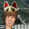 ragdoll bieber in china A Free Action Game
