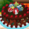 Chocolate Christmas Cake A Free Puzzles Game