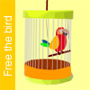 Free the bird A Free Puzzles Game