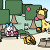 Make-A-Scene: The Great Egg Hunt A Free Customize Game
